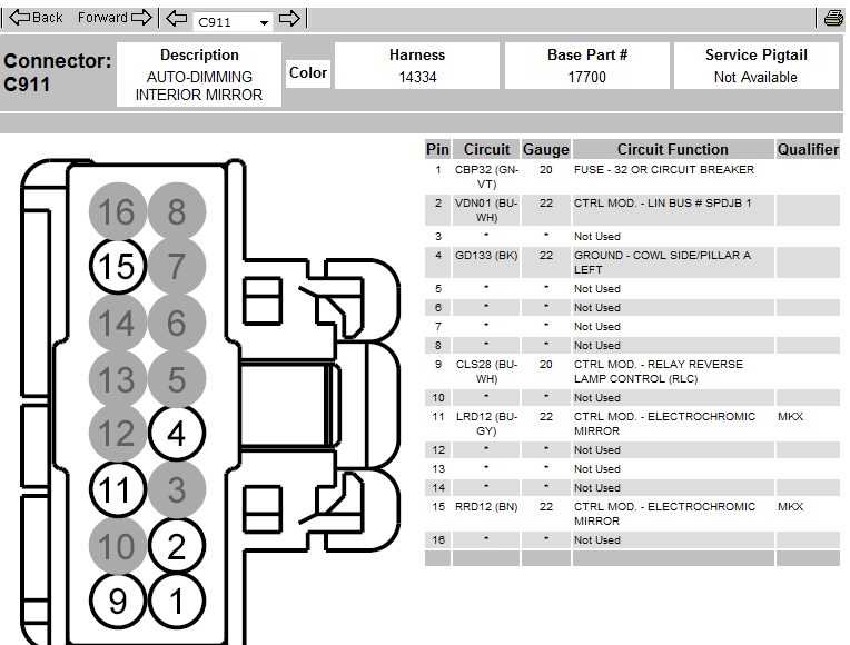 i have a 2011 lincoln mkx. can an invisicord be used on ... 2008 lincoln mkx fuse diagram