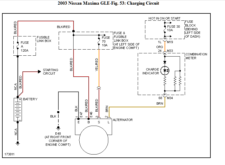 nissan maxima alternator wiring diagram annavernon 1991 nissan maxima pulley diagram wiring schematic