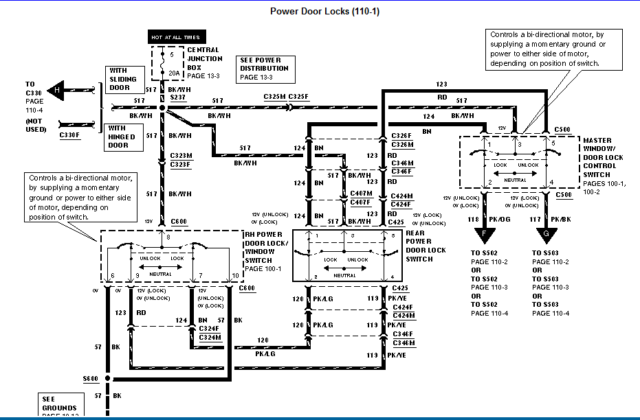 wiring on how to hook up a door remote system