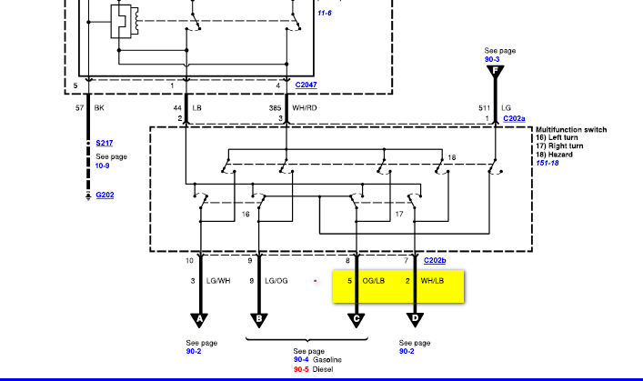 2008 ford f250 fuse panel diagram 2005 ford f250 which fuse is tail lights and blinkers? 2005 f250 fuse panel diagram
