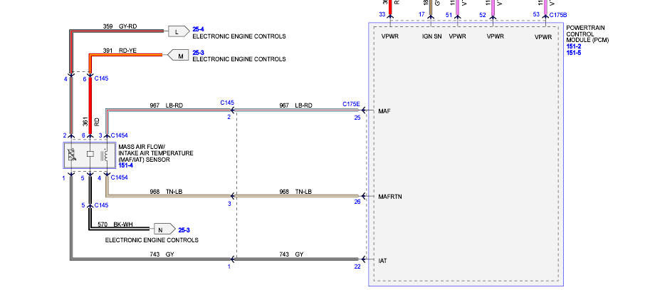 Need Wiring Diagram For 2008 F150 6 Cyl Hooking Up Power