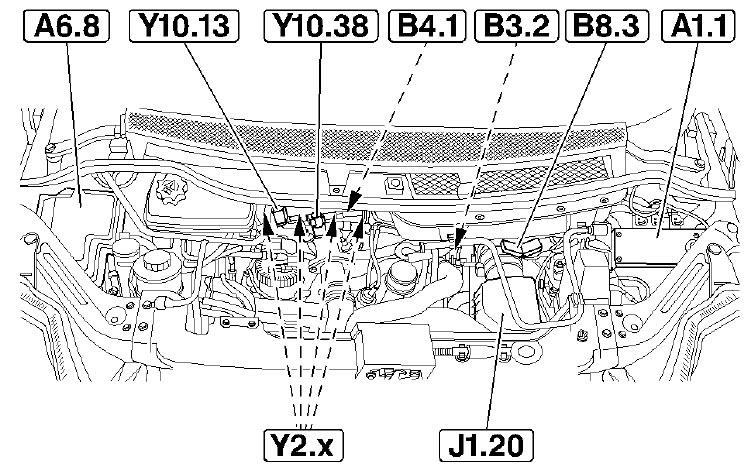 citroen c engine diagram citroen wiring diagrams