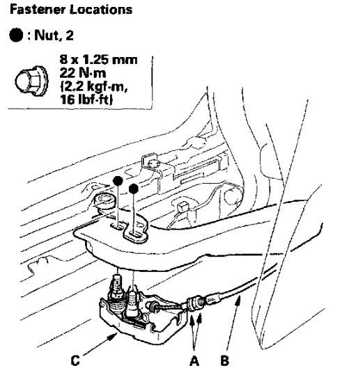 How do i replace the roller assembly for a sliding door of for 06 honda odyssey sliding door