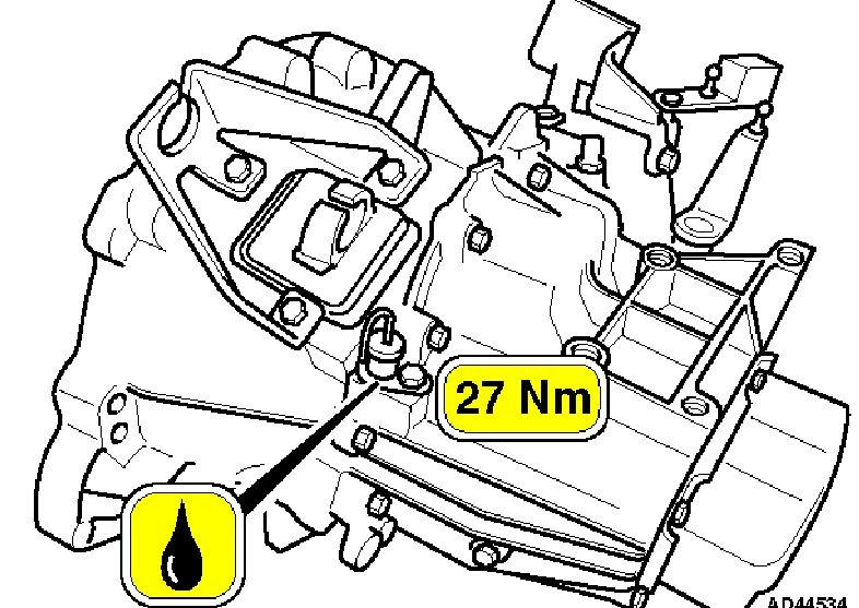 How To Get Top Bolts Sr20 Gearbox