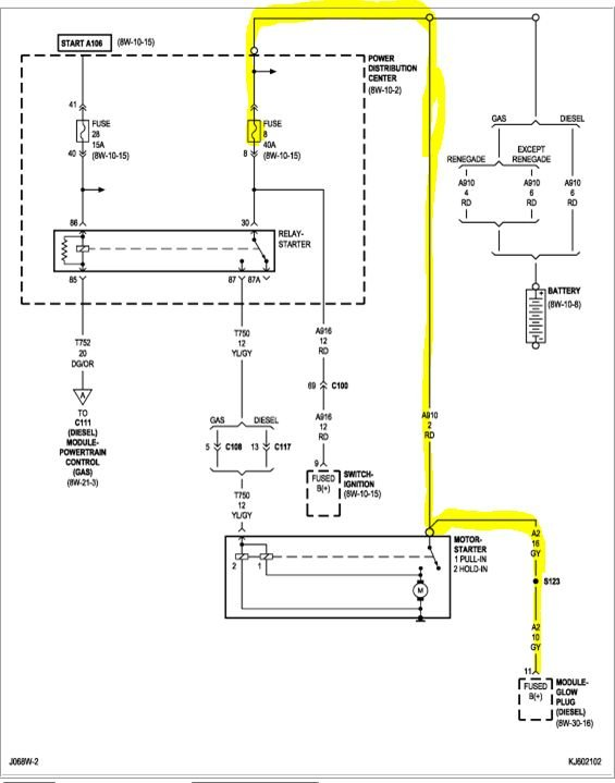 2006 jeep grand cherokee fuse diagram