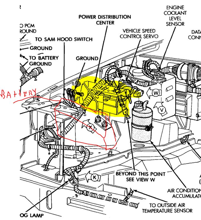 Fuse Box Diagram For 2006 Dodge Durango Fuse Free Engine