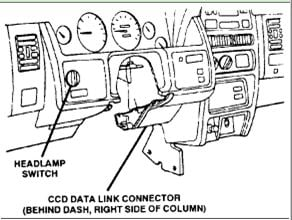 i have a problem with the ccd bus on my 1993 jeep zj 4 0l