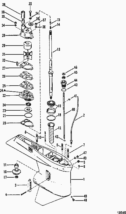 mercury black max 150 outboard wiring diagram