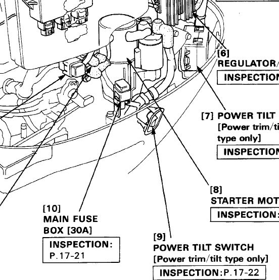 Marine wiring diagram perkins alternator