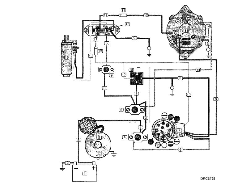 volvo penta starter solenoid wiring 1985 volvo penta 280 trim wiring diagram i have a volvo penta 4.3gl in my boat. i believe it is a ... #9
