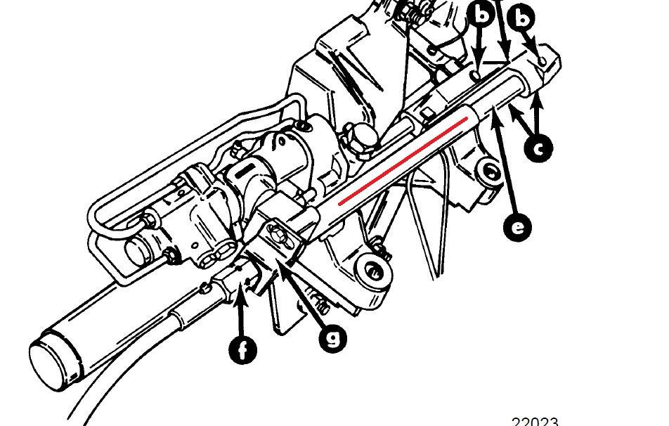 dd13 belt diagram