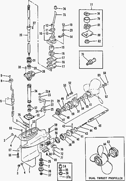 mariner 8 outboard diagram  mariner  free engine image for