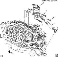 5j448 2004 Pontiac Aztek Service Engine Light The Fuel Cap Etc Manuel