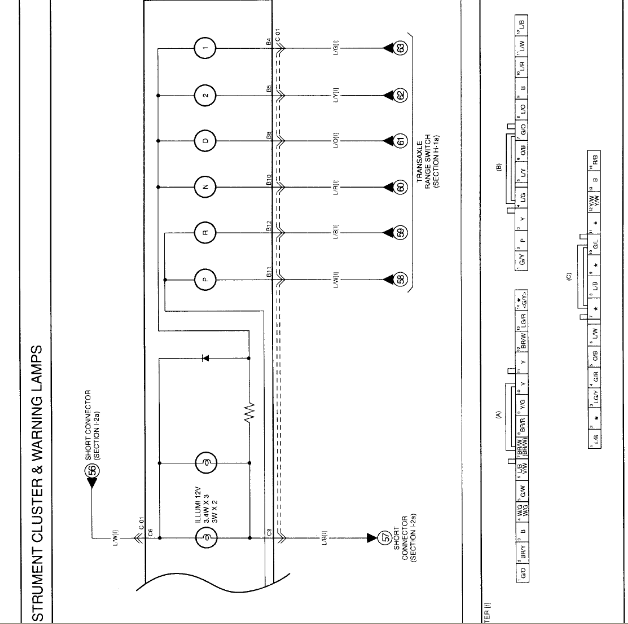 Electrical Wiring Diagram 2005 Kia Spectra 5 Electrical