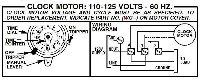 How to connect intermatic t timer with diagram