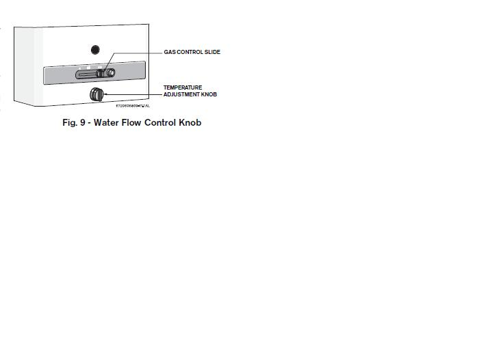 how to move a water heater down stairs