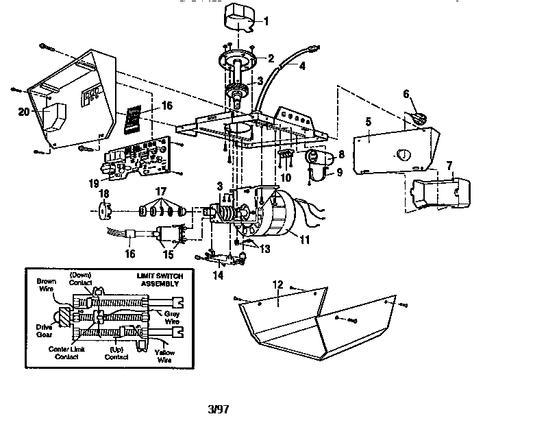 manual model number 139 53673srt need copy of wire diagram