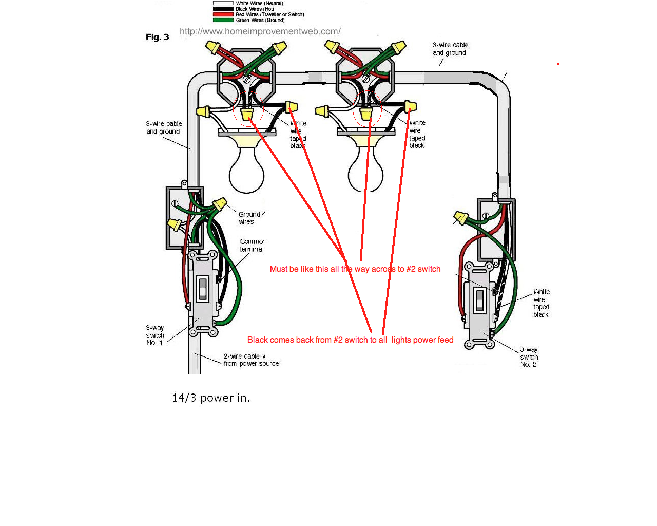 wiring diagram 3 way images wiring diagram 3 way why wont my why wont my three way switch work electricians