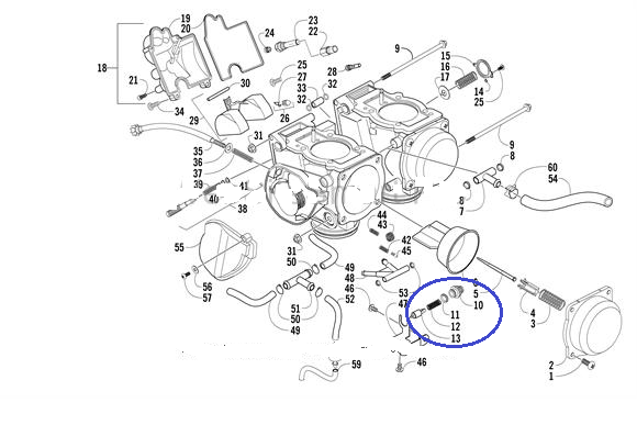 arctic cat 400 engine diagram  arctic  free engine image