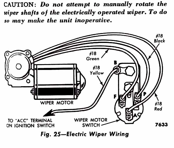 2ijb7 56 Ford I M Converting Vacuum Wipers Electric on 1963 Ford Fairlane Wiring Diagram