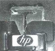 HP Printer Unclogged Vent