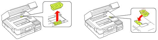 how to make my epson printer come online