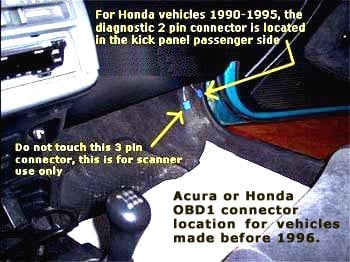 Obd Shocktowerwiring furthermore  additionally Interface Diagnostic Vag Audi Seat besides Photo further Maxresdefault. on 1995 honda accord obd connector location