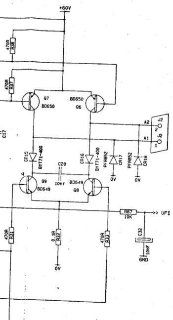 electronic troubleshooting  please see the wiring diagram