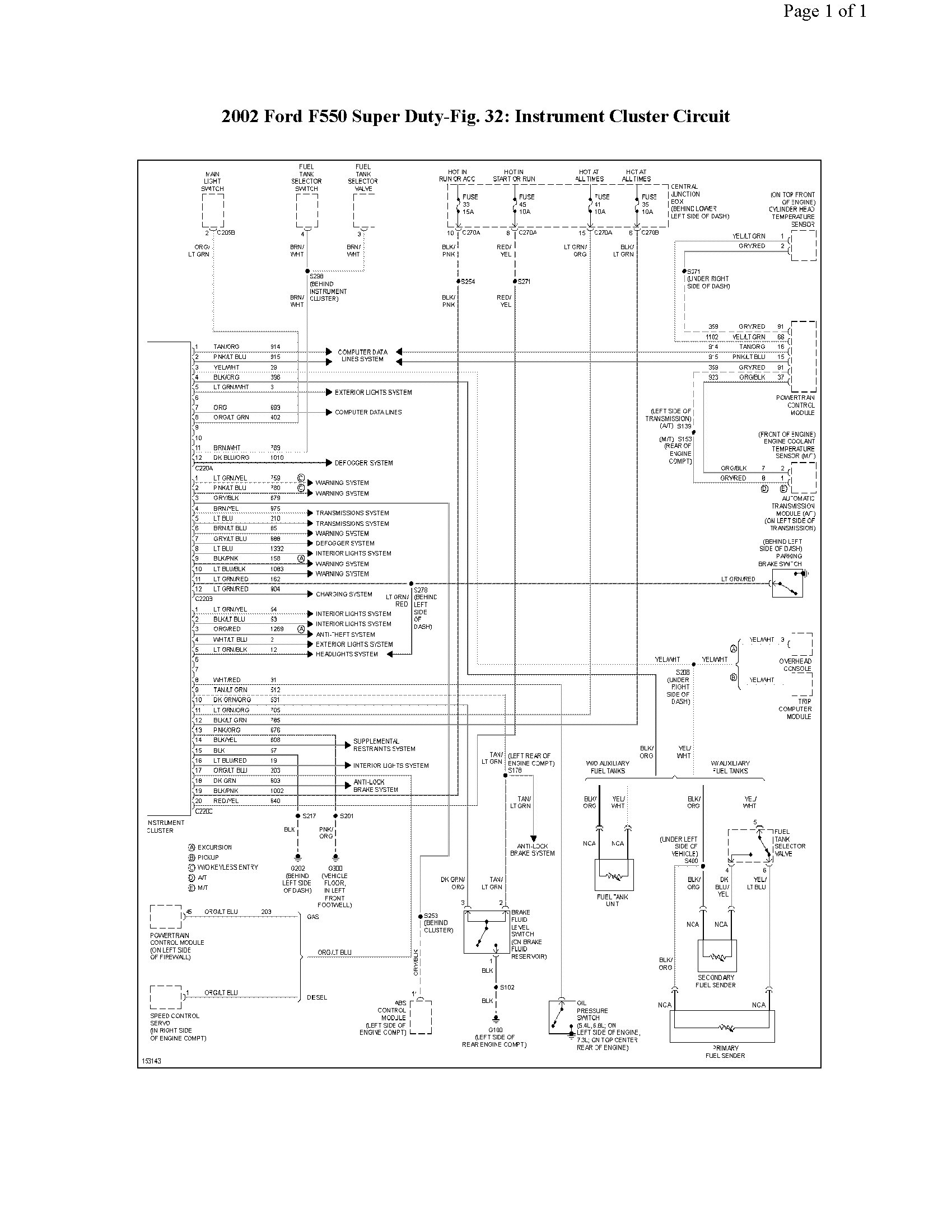 2010 ford f550 super duty fuse box diagram  ford  auto