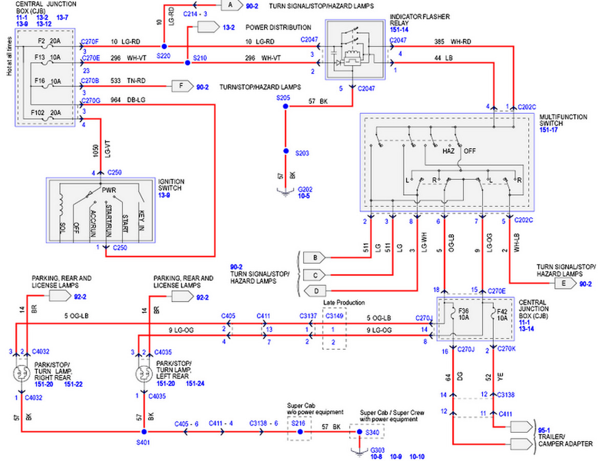 2003 ford f350 tail light wiring diagram - wiring diagram change-network -  change-network.networkantidiscriminazione.it  networkantidiscriminazione.it