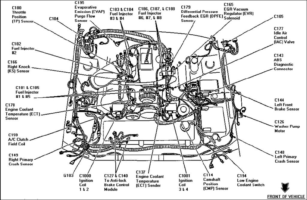 1997 mercury mountaineer radio wiring diagram  1997  free