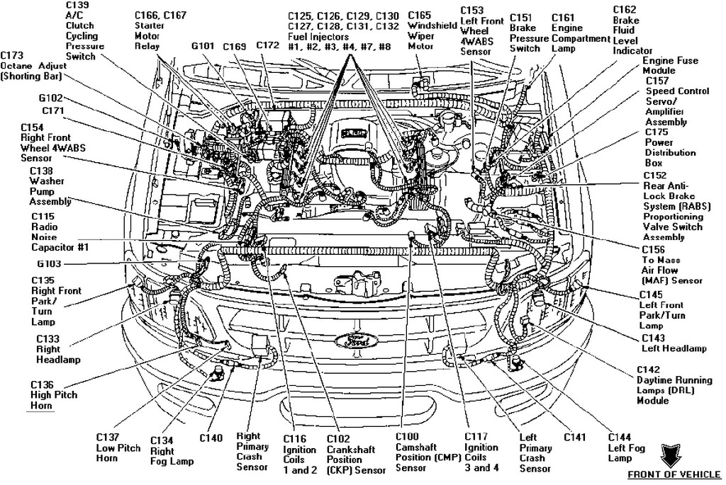 Ford F 150 Wiring Diagram On 1997 Subaru Outback Fuse Diagram
