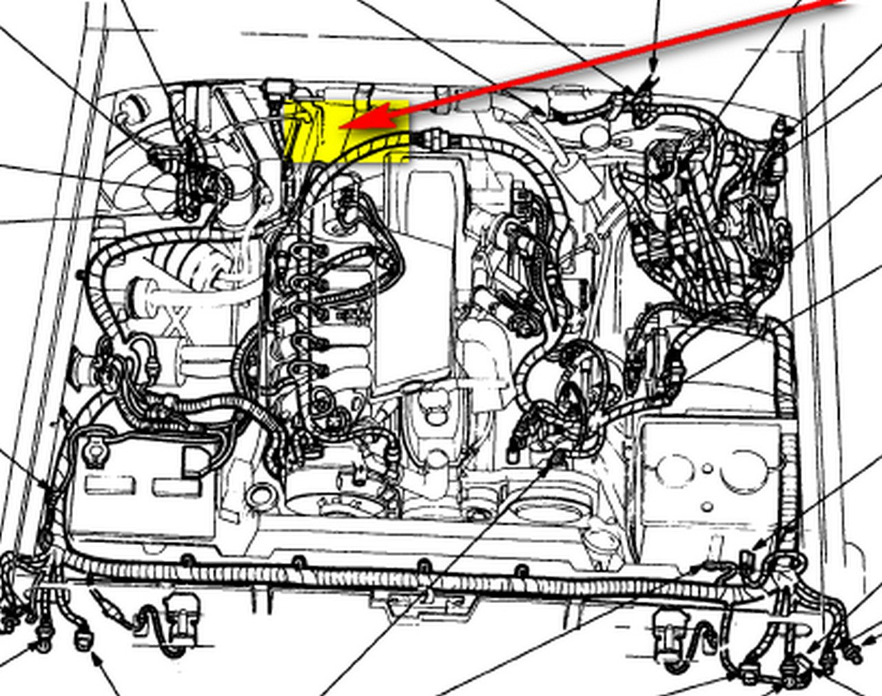 ford probe fuse box diagram  ford  free engine image for