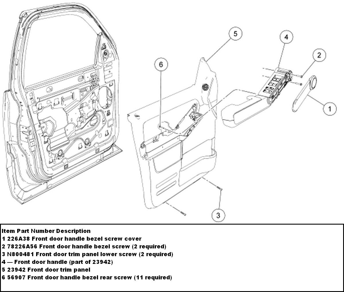 schematics 2008 ford focus interior door  schematics  free