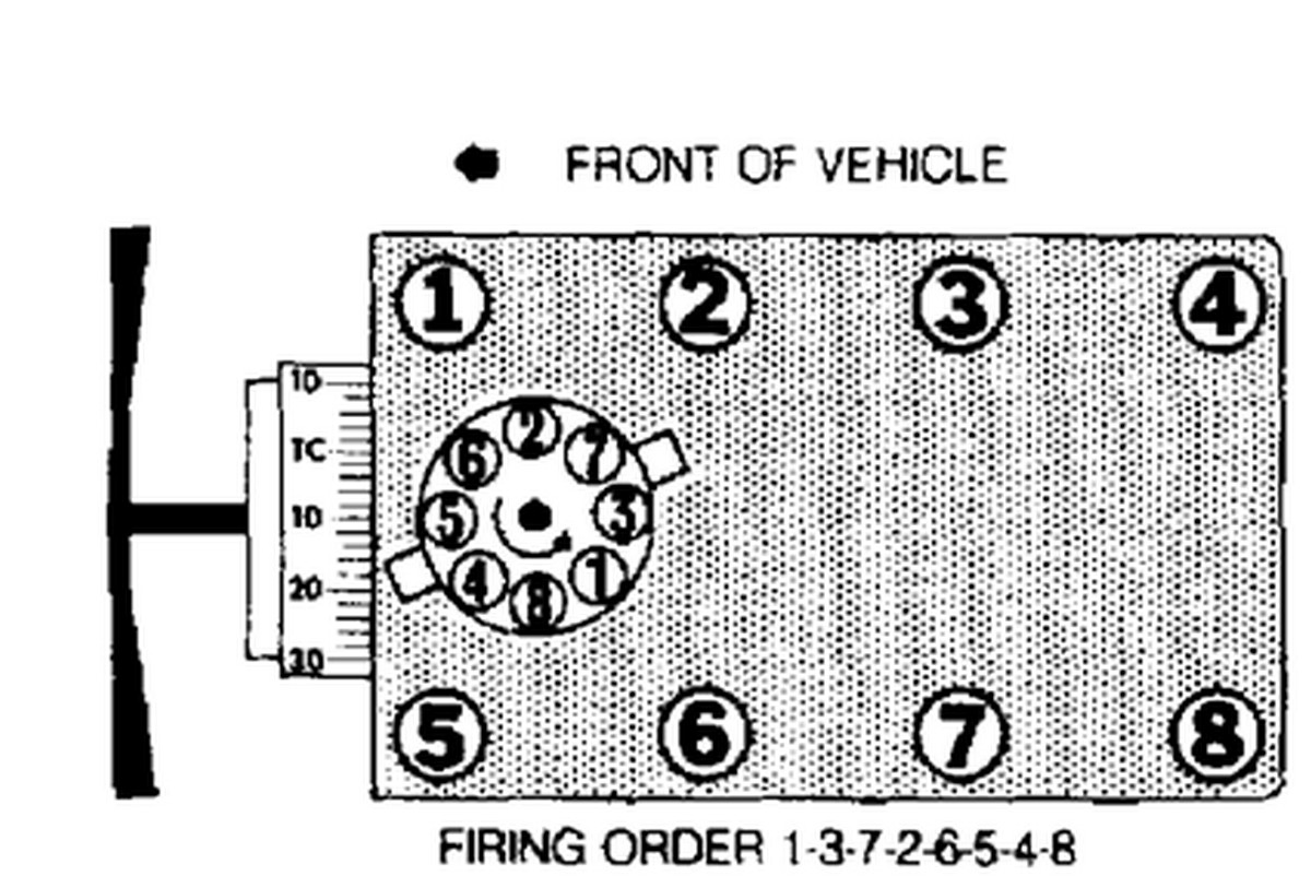 ford windstar 3 8 engine firing order diagram  ford  free