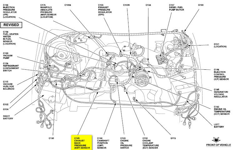 7 3 powerstroke injectors schematic  7  free engine image