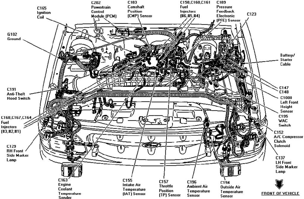 Ford Ranger Engine Diagram Http Wwwjustanswercom Ford 61d0bford