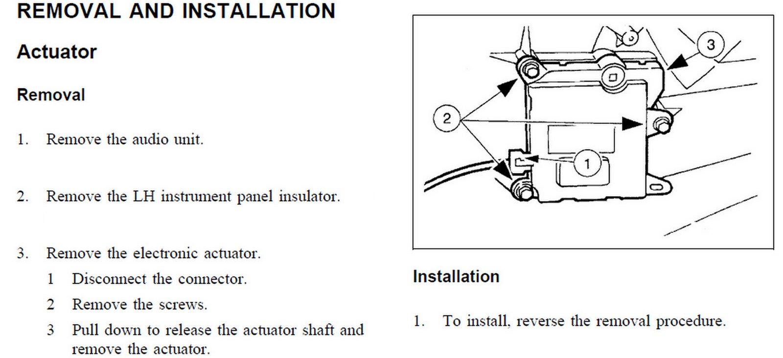 2015 Nissan Armada Wiring Diagram Electrical 2008 Heater Actuator 2000 F150 Blows Cold Air Html Autos Post Brake Controller