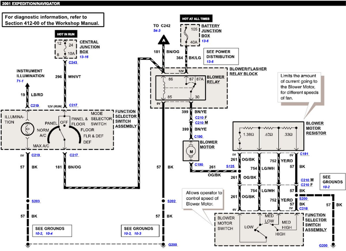 Diagram  Radio Wiring Diagram For Ford Excursion Full