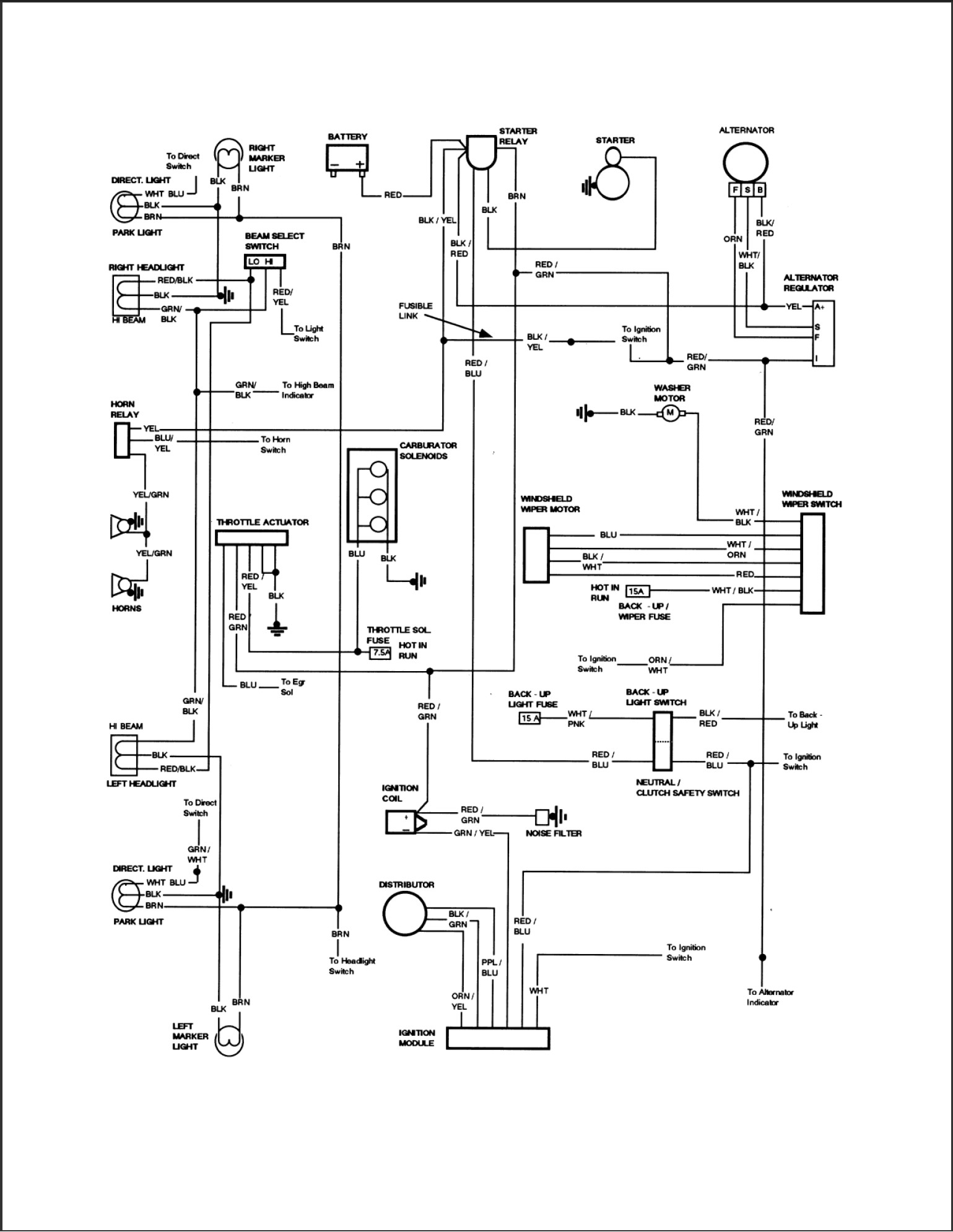 2009 sterling wiring diagram