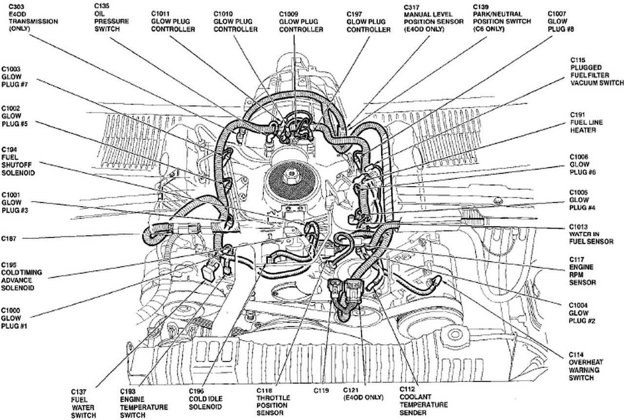 89 Ford E350 Wiring Diagram on 1999 vw beetle radio wiring harness