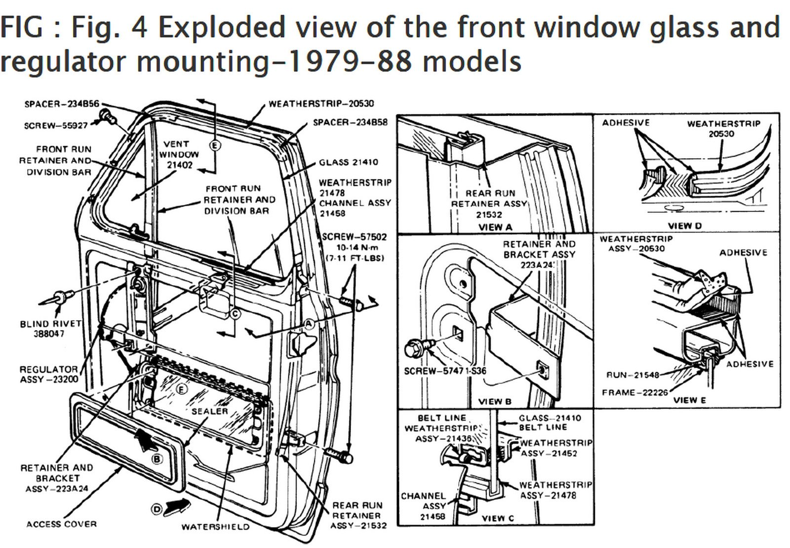 How to remove door panel on 2011 f 150 autos post Car window motor replacement