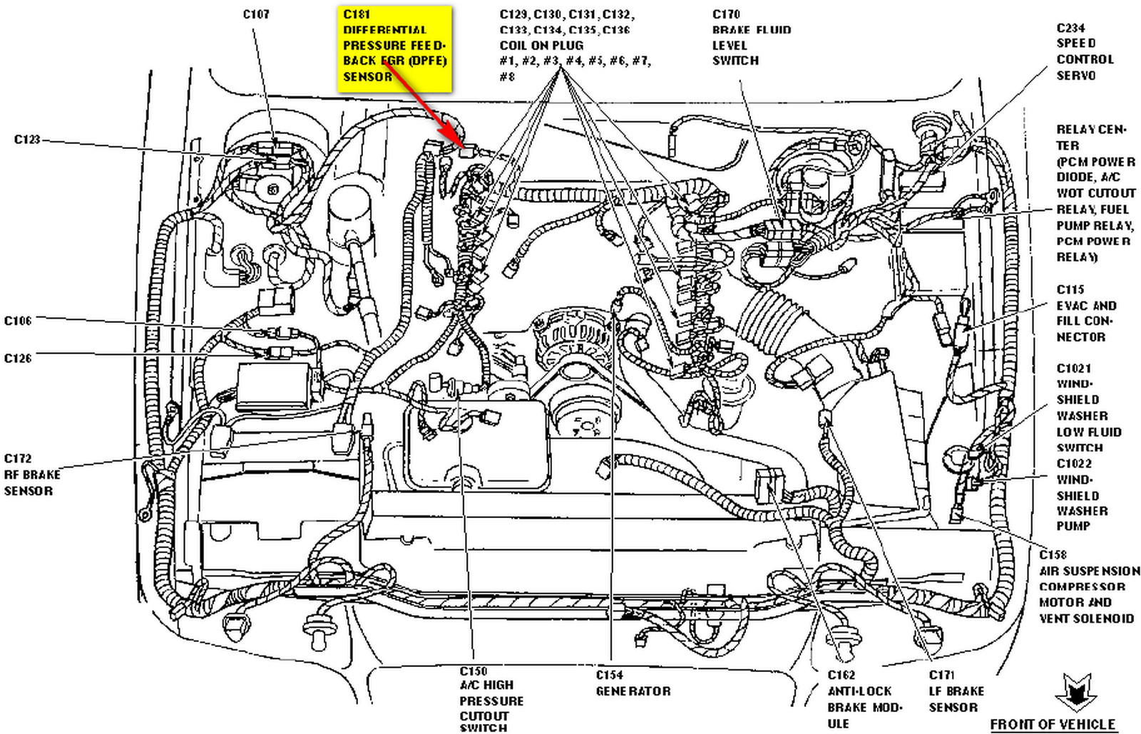 Ford Expedition 5 4 2012 Specs And Images as well Cooling System Diagram 2003 Duramax in addition T7175145 Firing order diagrahm 3 0l 2002 ford together with 1527f 93 Ford F250 Intake Air Temperature Manifold Sensors likewise 6gc7f Dodge Ram 1500 97 Dodge Ram 1500 Code P1493 Cant Find. on 1998 f150 temperature sensor