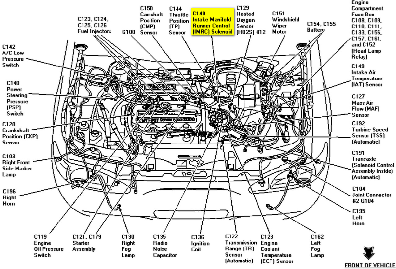similiar ford 3 8 motor wiring keywords ford also 2005 ford taurus engine diagram on 2000 ford mustang 3 8