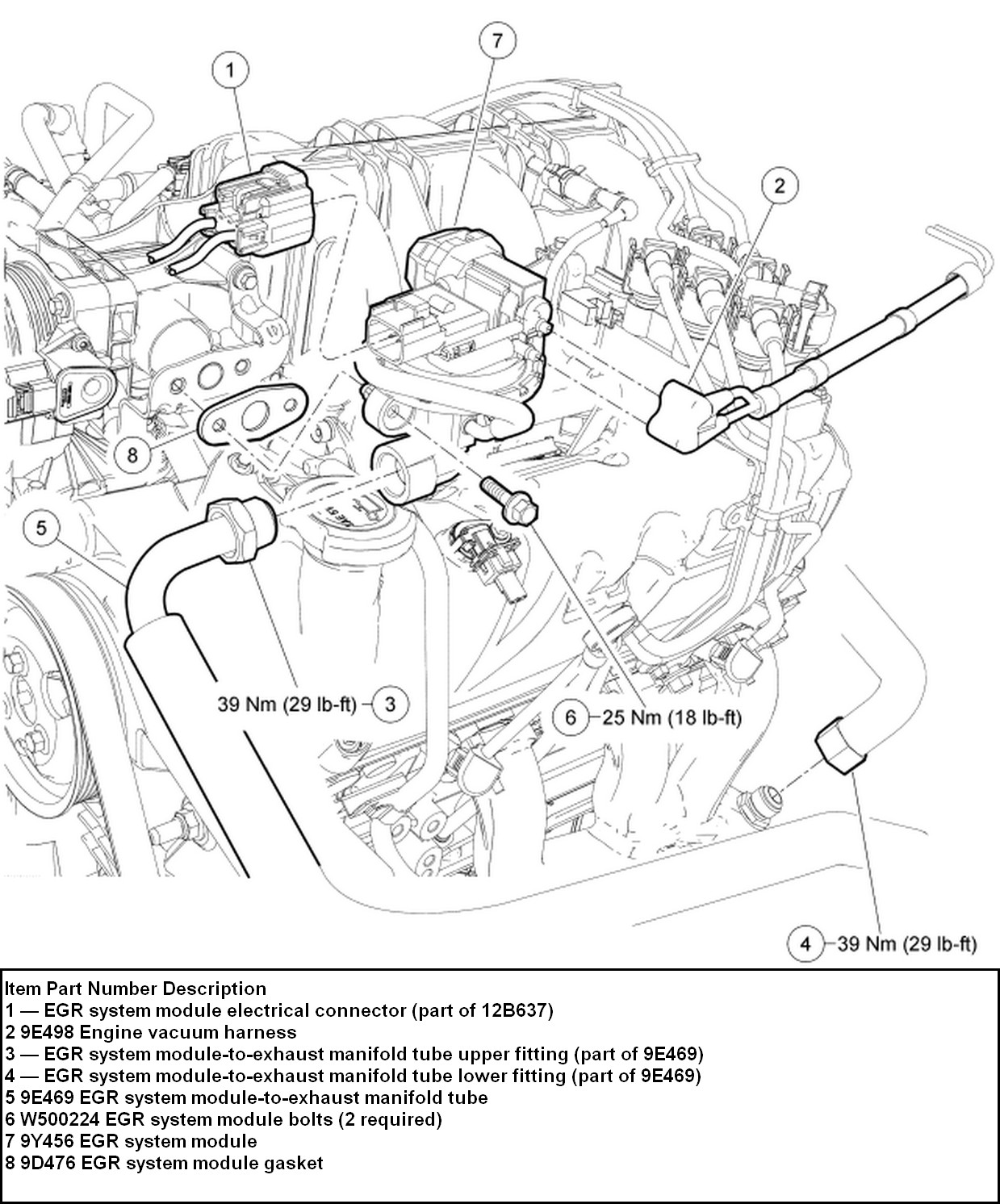 ford 6 0 egr system diagram  ford  free engine image for