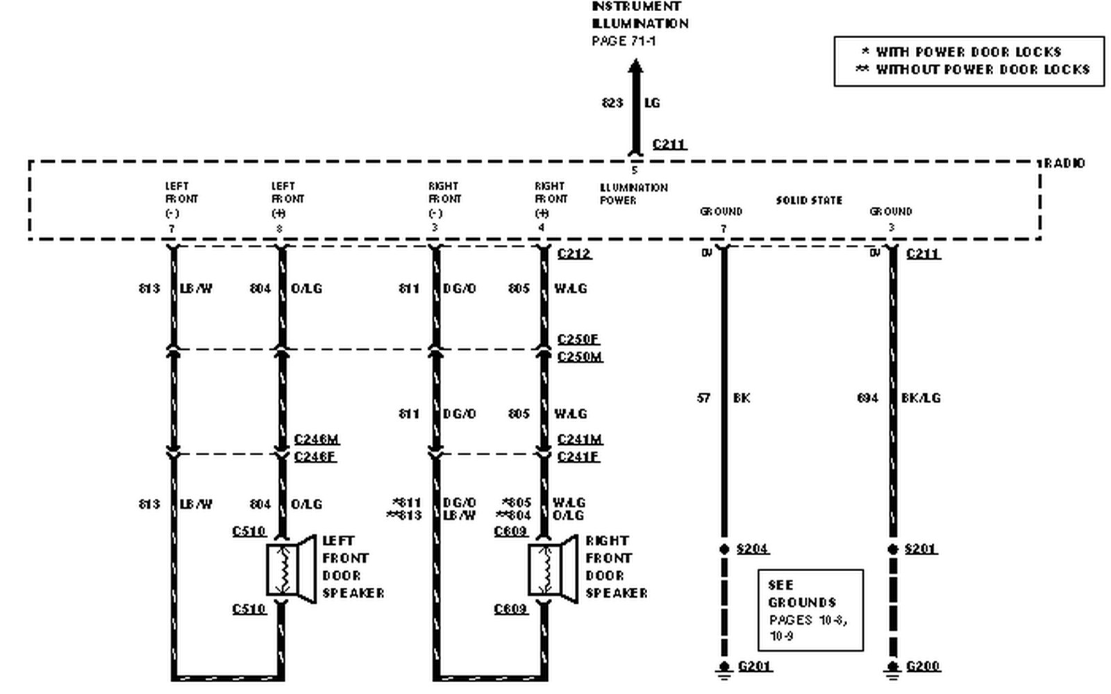 2001 Ford Windstar Radio Wiring Diagram Reveolution Of Starter Free Engine Image 2000 Fuse