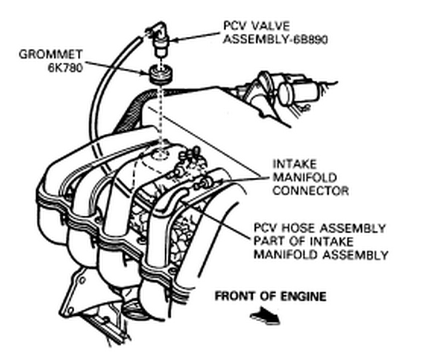 85 bronco 2 engine wiring diagram  85  free engine image
