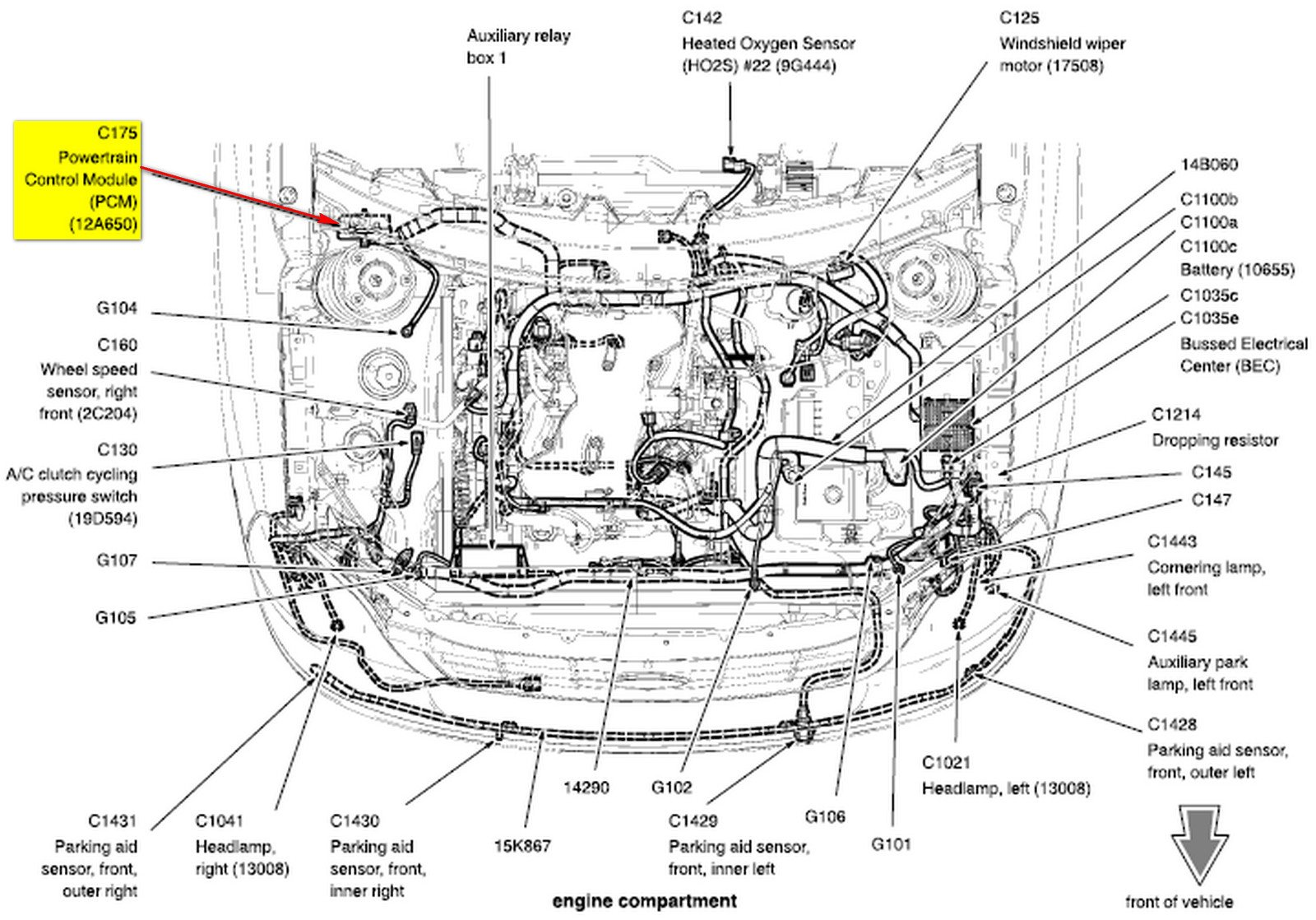 Starter Location 2005 Ford Freestar furthermore Honda S2000 Radio Wiring Diagram besides 7920CH03 furthermore 2005 F150 Blower Motor Location likewise 88 Olds Wiring Diagram. on 2000 miata radio wiring diagram