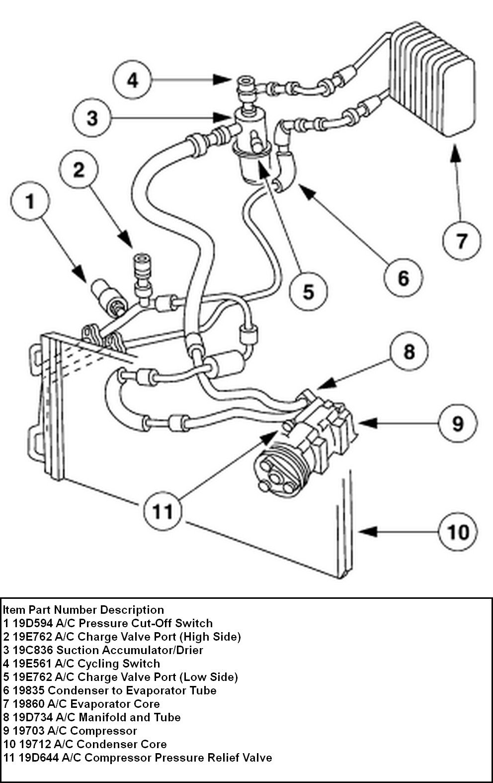 04 expedition a c system diagram  04  free engine image