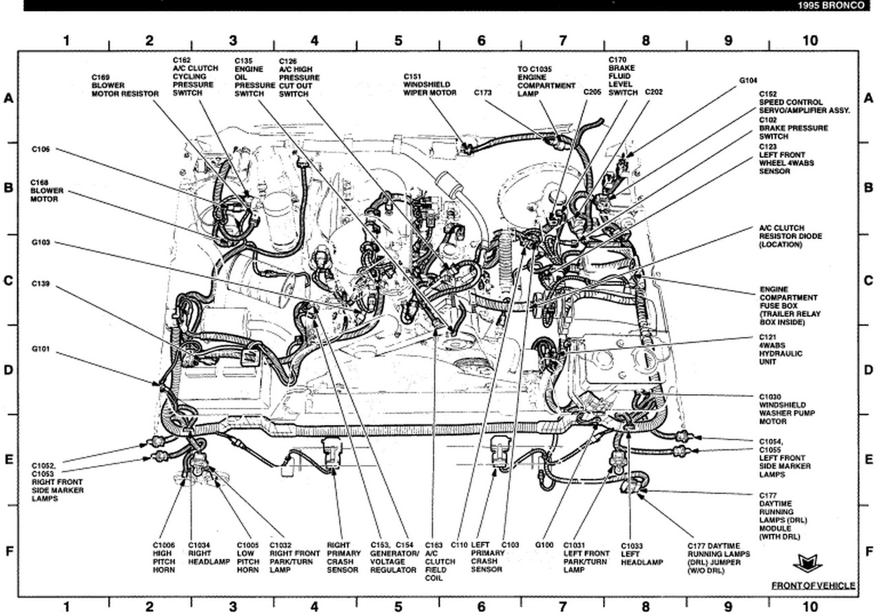 95 Ford Ranger Engine Diagram - Solving your problem about ...  F Engine Diagram on f150 5.0 belt routing, f150 5.0 wiring, v8 engine diagram, firing order diagram,